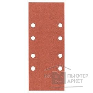 Bosch Bosch 2608605229 10 шлифлистов 93Х230 К180 Best for Wood+Paint 8 отв.
