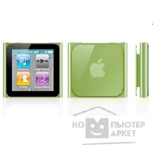 APPLE гаджет MP3 Apple iPod nano 6 16Gb - green MC696  GNL