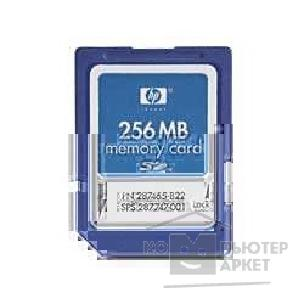 ����� ������  Transcend FA136A SecureDigital 256Mb HP