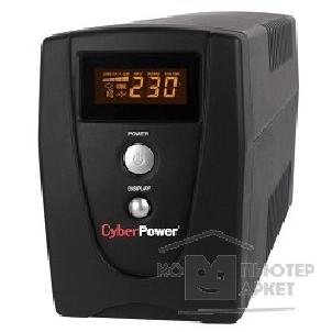 ИБП Cyber Power UPS CyberPower V 800E LCD VALUE800ELCD