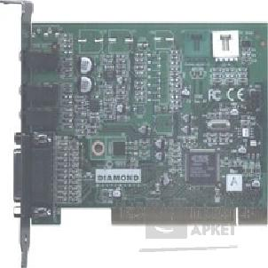 APPLE гаджет MP3 Sound Card DIAMOND Sonic Impact S100 PCI
