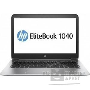 "Ноутбук Hp EliteBook Folio Ultrabook 1040 G3 Core i7-6500U 2.5GHz,14"" QHD LED AG Cam,8GB DDR4 NO SLOT ,256GB SSD,WiFi,4G-LTE,BT,6CCL,1.58kg,3y,Win7Pro 64 +Win10Pro 64 +RJ45/ VGA Adapter"