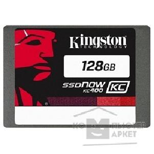 накопитель Kingston SSD 128GB KC400 Series SKC400S37/ 128G