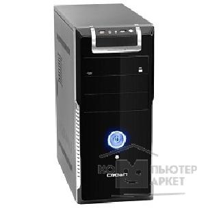 Crown ������ Miditower  CMC-33 black/ silver  ATX CM-PS450W Superior