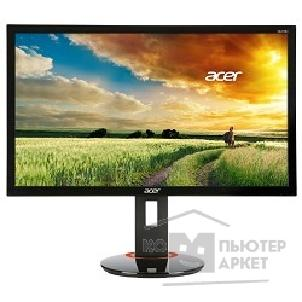 "������� Acer LCD  27"" XB270Hbmjdprz Glossy-Black TN LED 1ms 16:9 DVI HDMI DispPort M/ M 3D HAS Pivot 100M: [UM.HB0EE.006]"