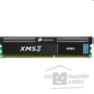 Модуль памяти Corsair  DDR3 DIMM 8GB PC3-10666 1333MHz CMX8GX3M1A1333C9