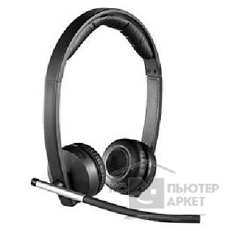 Наушники Logitech Wireless Headset H820E Dual OEM