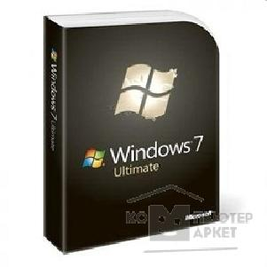 Программное обеспечение Microsoft GLC-02276 Win Ult 7 Russian Russia Only DVD