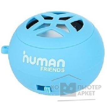 Колонки Cbr Human Friends Star Blue