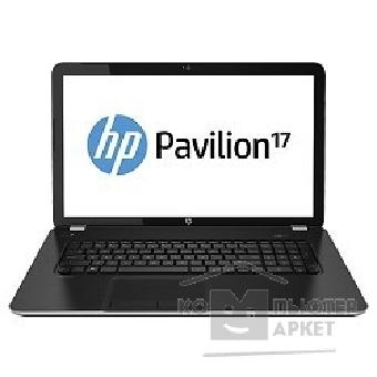 "Ноутбук Hp Pavilion 17-e155sr F7S70EA i3-4000M/ 4Gb/ 500Gb/ DVD/ HD8670 1Gb/ 17.3""/ HD+/ 1024x576/ Win 8/ Mineral black/ BT2.1/ 1c/ 6c/ WiFi/ Cam"