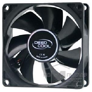 Вентилятор Deepcool Case fan  XFAN 60 60x60x12 3pin+4pin molex 24dB 30g RTL [DP-FDC-XF60]