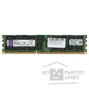 Модуль памяти Kingston DDR3 16GB PC3-10600 1333MHz [KVR13R9D4/ 16I] ECC Reg CL9 DR x4