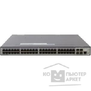 �����������, �������������� Huawei S2710-52P-PWR-SI 48 Ethernet 10/ 100 PoE+ ports,4 Gig SFP,with 500W AC power supply