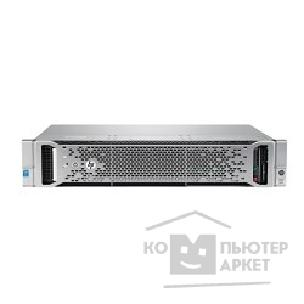 Hp Сервер  ProLiant DL380 Gen9 E5-2609v3 8GB B140i SATA Only No Optical 500W 3yr Next Business Day Warranty 752686-B21 replace 826681-B21
