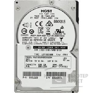 Жесткий диск Hitachi 600Gb  Ultrastar C10K1800 HUC101860CSS204