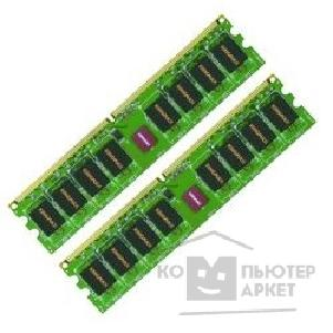 Модуль памяти Kingmax DDR-II 2GB PC2-6400 800MHz Kit 2 x 1GB