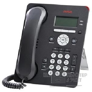 Интернет телефония Avaya 700506783 IP PHONE 9601 SIP ONLY GRY