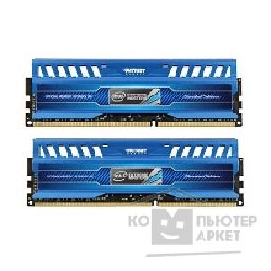 Модуль памяти Patriot DDR-III 8GB PC3-15000 1866MHz Kit 2 x 4GB [PVI38G186C9K] Viper 3 Intel® Extreme Masters Memory