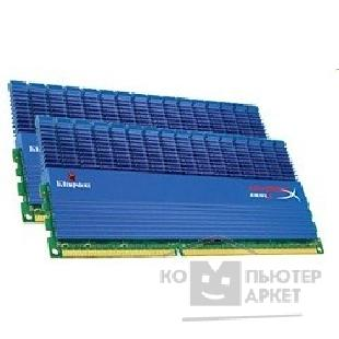 Модуль памяти Kingston DDR-III 4GB PC3-16000 2000MHz Kit 2 x 2GB  [KHX2000C9D3T1K2/ 4GX] HyperX