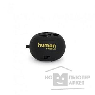 Колонки Cbr Human Friends Star Black