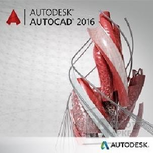 Программное обеспечение Autodesk 001H1-008933-T975  AutoCAD 2016 Commercial New SLM Additional Seat 3-Year Desktop Subscription with Basic Support for Customers PROMO