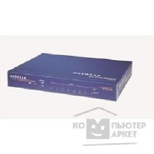 Сетевое оборудование Netgear FVS318GE Prosafe VPN Firewall 8 with 8 port 10/ 100Mbps Switch