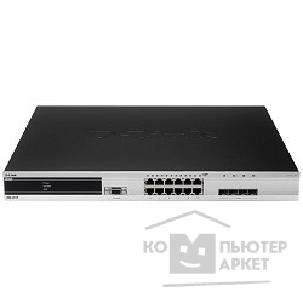 Сетевое оборудование D-Link DGS-3612G/ E 8 SFP Port + 4 combo 1000BASE-T/ SFP, xStack L3 Management Switch, 19""