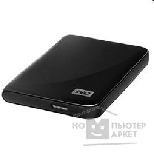 "�������� ���������� Western digital HDD 500Gb WDBADB5000ABK-EEUE  USB3.0, 2.5"" My Passport Essential, black"