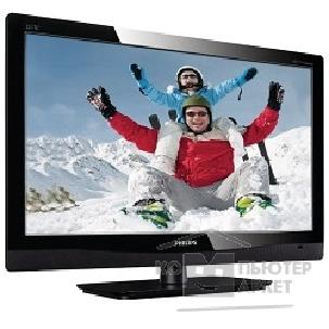 "Монитор Philips LCD  23"" 231TE4LB/ 00 Black ТВ/ МОНИТОР LED, LCD, Wide, 1920x1080, 5 ms, 170°/ 160°, 250 cd/ m, 20M:1, +TV-tuner, +MM"