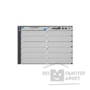 Сетевое оборудование Hp J8698A ProCurve Switch 5412zl 12-slot chassis Managed, Layer 3/ 4 router, Stackable 19', without pow