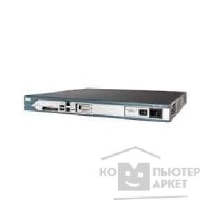 Сетевое оборудование Cisco 2811-SEC/ K9 [2811 Security Bundle,Adv Security,64F/ 256D]