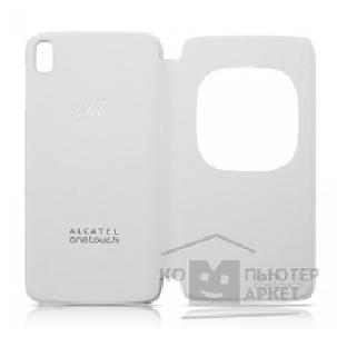 Alcatel  Чехол для IDOL 3 5.5 FlipCover white 6045