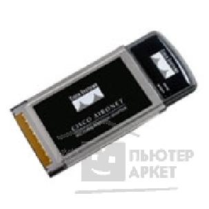 Сетевое оборудование Cisco AIR-CB21AG-A-K9 [802.11a/ b/ g Cardbus Adapter; FCC Cnfg]