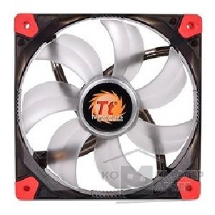 Вентилятор Thermaltake Case fan  Luna Red LED Fan 120x120x25 3pin 20.7dB 1200rpm CL-F017-PL12RE-A
