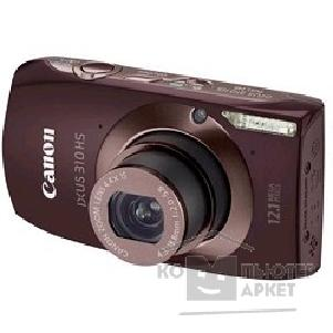 Цифровая фотокамера Canon IXUS 310 HS Touch LCD brown