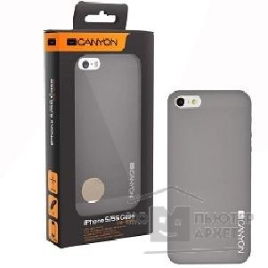 ����� Canyon CNE-CIPH51GR air PP case for iPhone5/ 5S ultra slim 0.38mm 3g transparent grey