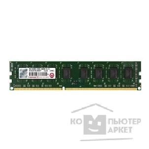 Модуль памяти Transcend DDR3 DIMM 4GB PC3-12800 1600MHz JM1600KLH-4G