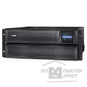 ИБП APC by Schneider Electric APC Smart-UPS X 3000VA SMX3000HVNC