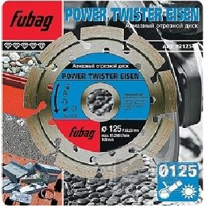 Fubag Алмазный диск Power Twister Eisen_ диам. 350/ 30/ 25.4 Тип диска Сегмент [82350-6]