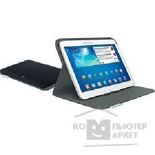 Чехол для планшета Logitech Folio protective Case for Samsung Galaxy Tab 3 10.1 [939-000728] CARBON BLACK