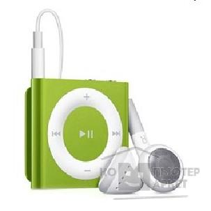 APPLE гаджет MP3 Apple iPod Shuffle 2GB - Green MC750RP/ A