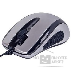 Мышь A-4Tech A4Tech X6-73MD-1 USB SILVER проводная, 1000 dpi, 4 кн