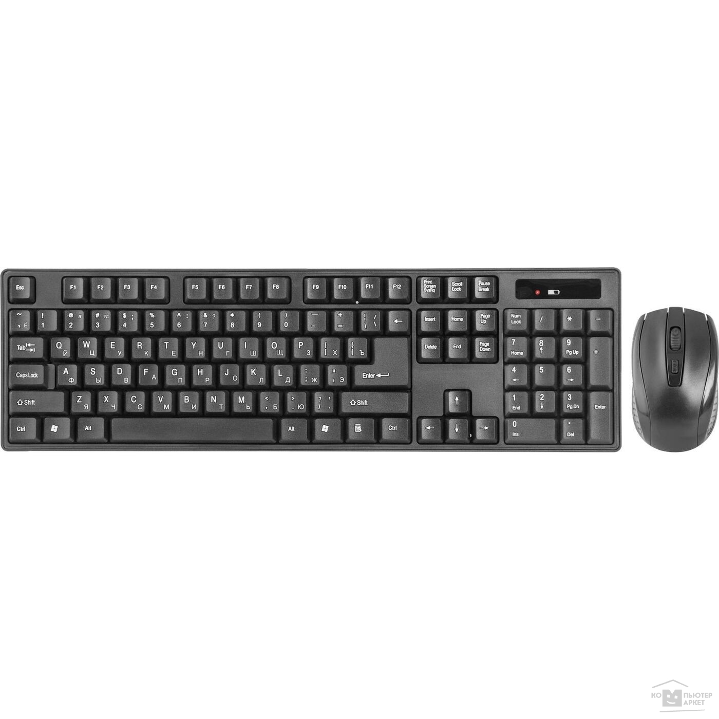 Клавиатура Defender C-915 RU Black USB [45915]