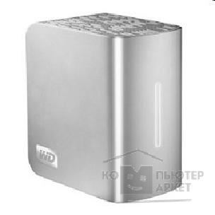 "Носитель информации Western digital HDD 6Tb WDH2Q60000E  USB2.0/ FW400/ FW800/ eSATA 3.5"" My Book Studio Edition"