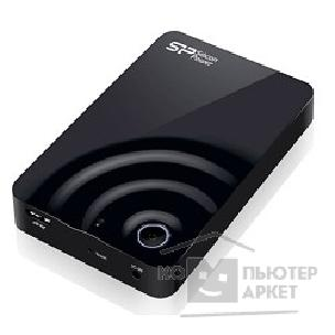 "носитель информации Silicon Power HDD 2.5""  Sky Share H10 1Tb Wi-Fi, USB 3.0, Black [SP010TBWHDH10C3J]"