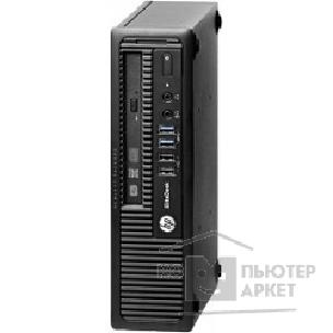 Компьютер Hp E4Z53EA#ACB  EliteDesk 800 G1 Ultra Slim Desktop i3-4130 3M HD 4400 500GB 2.5 4GB SO DVD k+m W8Pro dwng W7Pro RUS USDT