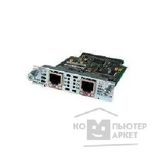 Модуль Cisco WIC-2AM-V2=