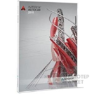 Программное обеспечение Autodesk 001H1-001151-10A1  AutoCAD 2016 Commercial New SLM Additional Seat