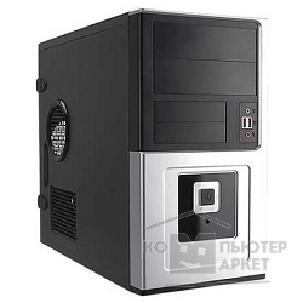 Корпус Inwin Mini Tower  EMR-016BS Black 450W 12V  mATX [6100459] RB