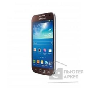 Мобильный телефон Samsung Galaxy S4 mini I9190 Black / Brown